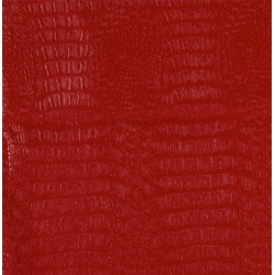red_croc_faux_leather
